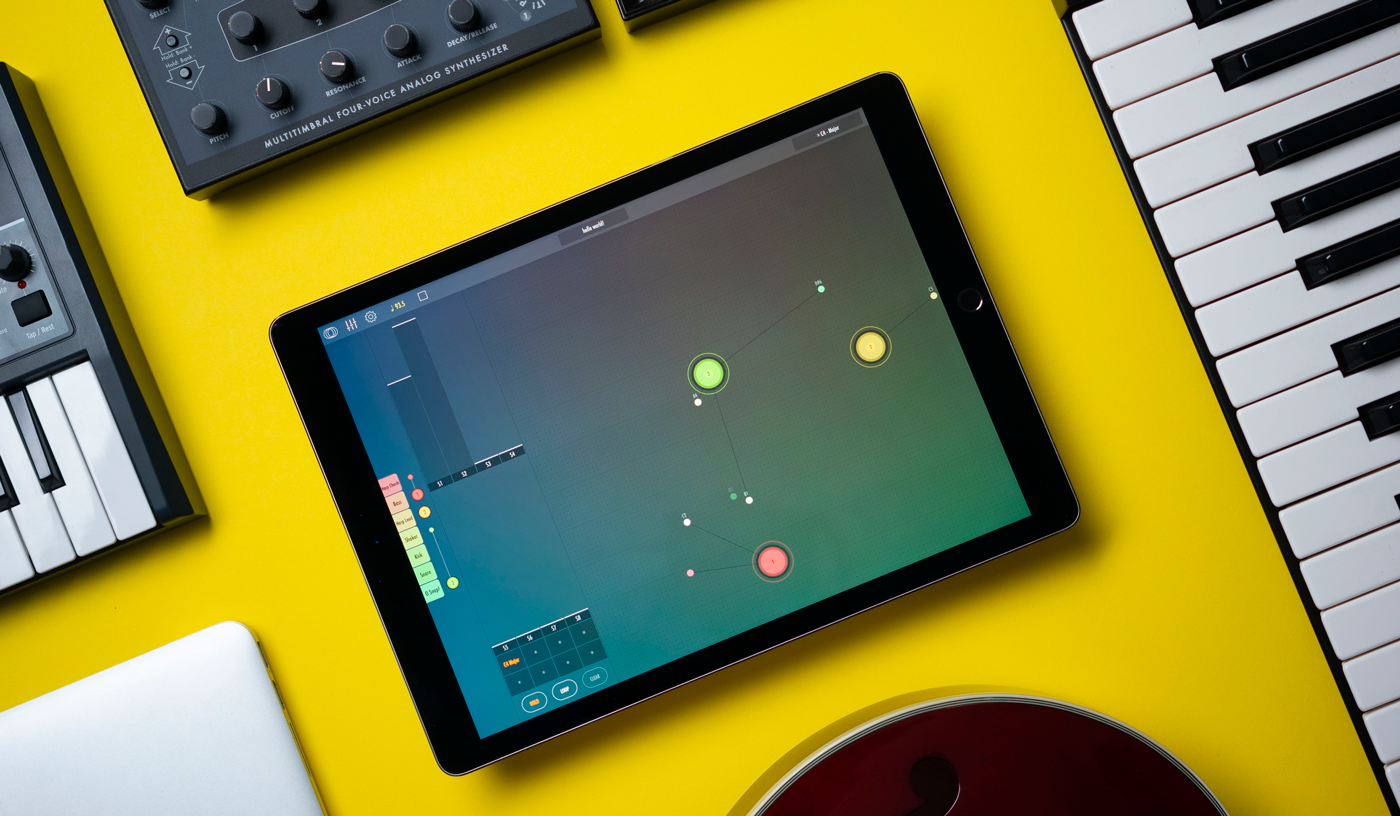 gestrument pro ipad music-making app