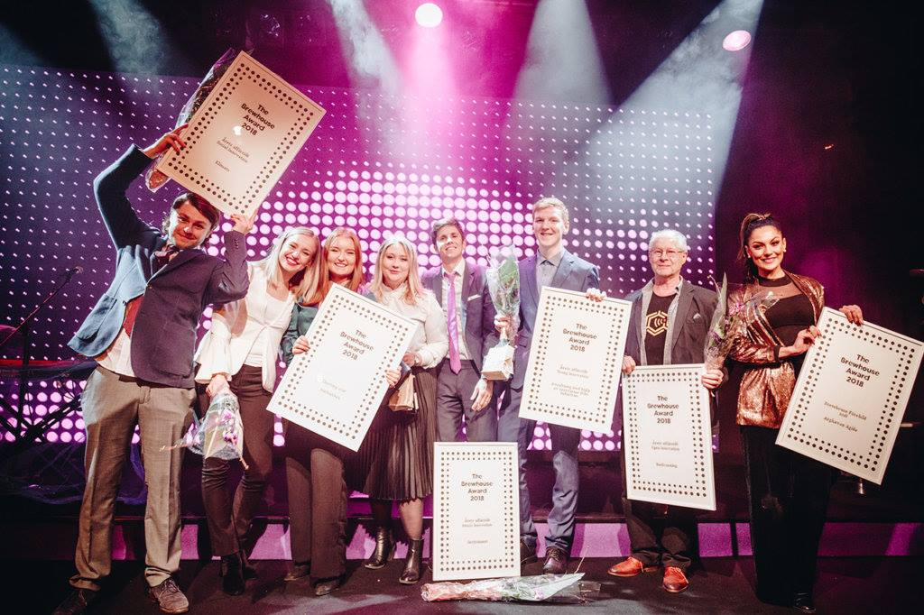 Gestrument Awarded With The Brewhouse Award for Music Innovation