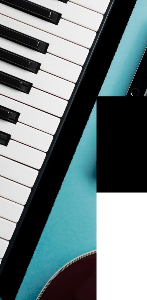 Piano MIDI hardware