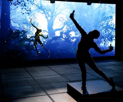 interactive music in Dream